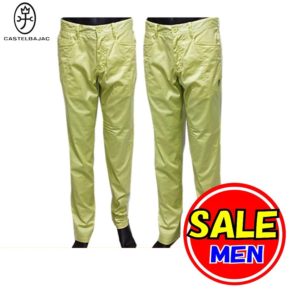 【50%OFF!セール】カステルバジャック / CASTELBAJAC(春夏モデル!)スリムフィットパンツ(メンズ)16