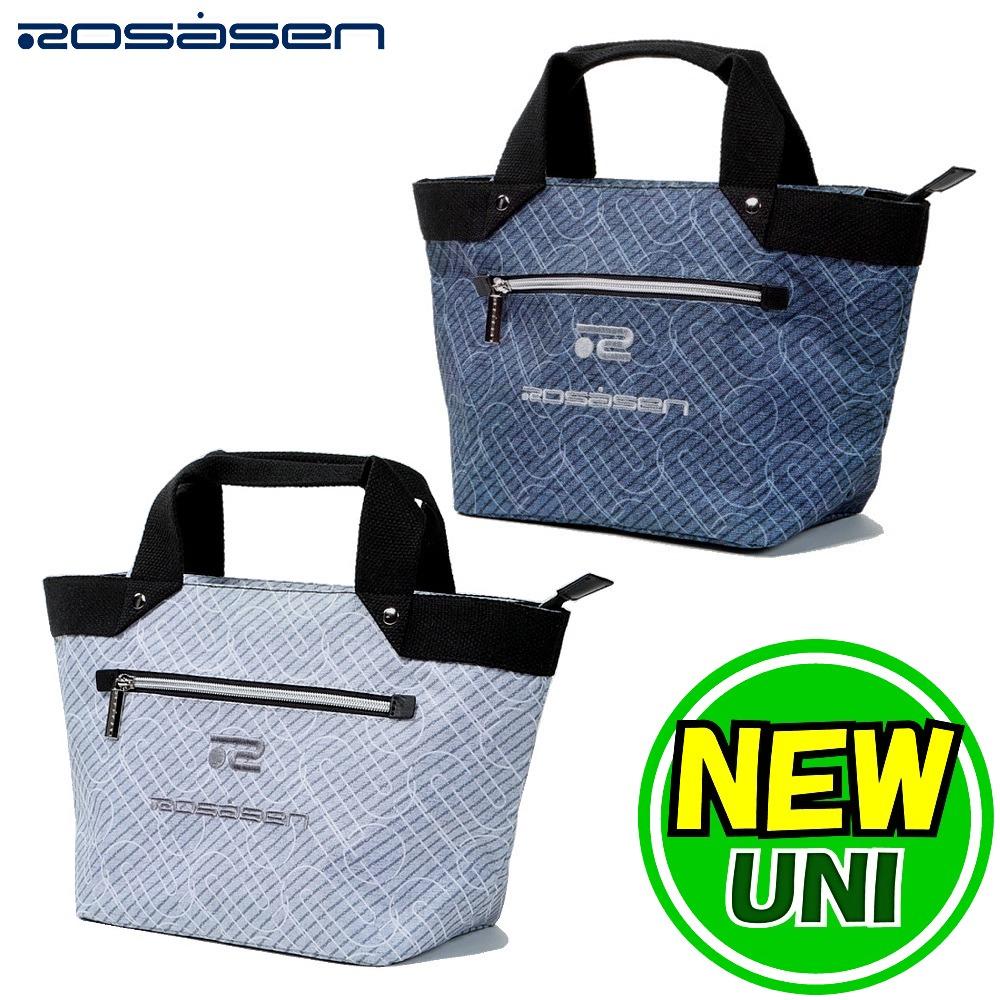ロサーセン Rosasen ポイント3倍 2021春夏新作 売れ筋 迅速な対応で商品をお届け致します カートポーチ ゴルフウェア レディース メンズ カートバッグ