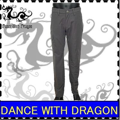 ダンスウィズドラゴン / DANCE WITH DRAGON 春夏モデル!ストレッチパンツ(メンズ) ゴルフウェア/メンズウェア ダンス ウィズ ドラゴン / 送料無料!