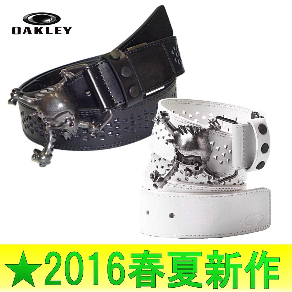 oakley 3d skull belt