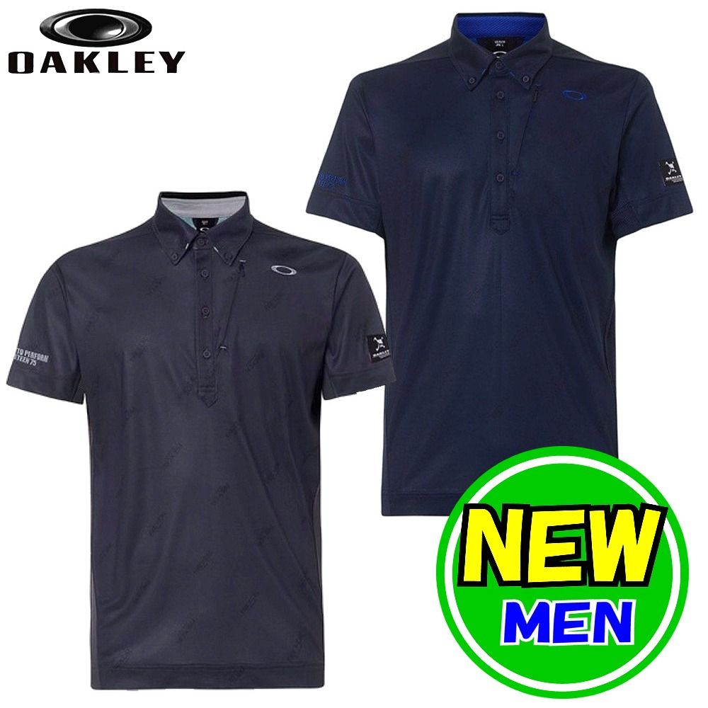 24787bfc << O HYDROLIX, sweat perspiration are fast-dry UPF30+, Slim >> ☆A graphic  button-down shirt ...