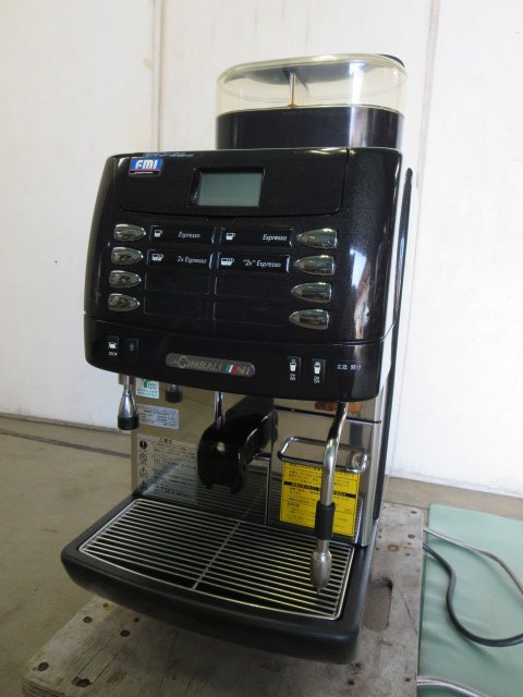 ◆FMI/チンバリ M1-S10 エスプレッソコーヒーマシン[0307AI]8BY!-1【中古】