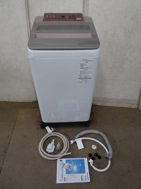 ■パナソニック 7kg 全自動洗濯機 NA-FA70H3[0521AH]7CY!-1【中古】