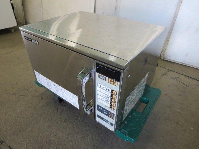 サービス 正規品送料無料 シャープ マイクロ波炊飯器 GY-MS25A 業務用 単相200V -1 8BP 中古 1128AI