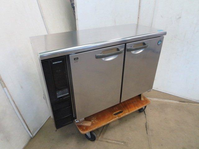 受注生産品 ホシザキ 新品 送料無料 冷蔵コールドテーブル RT-115PTE1 0828CT 中古 -1 7CY
