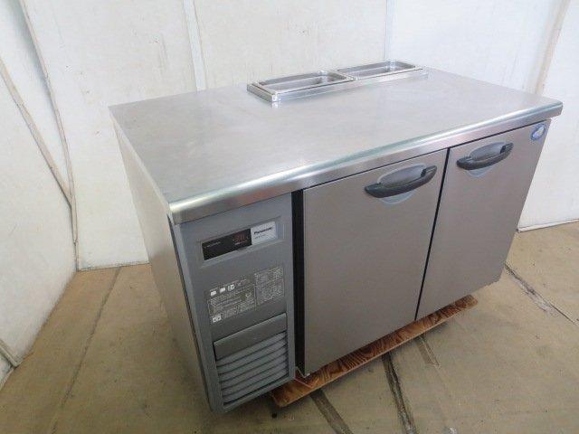 パナソニック 業務用 冷蔵サンドイッチコールドテーブル SUR-K1271SA 7CY 中古 割引も実施中 -1 0904AT 結婚祝い