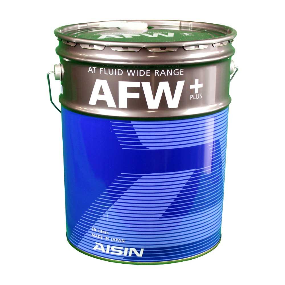 オートマチックフルード AISIN製 20Lペール缶 アイシン オートマフルード ダイハツ ハイゼット 型式S500P対応 AFW+(プラス) 20Lペール缶 1缶 | AISIN オートマフルード ATFミッションオイル 4L アイシン ワイドレンジプラス オートマチックフルード AFW+ AFWプラス アイシン精機 ATオイル ATフルード