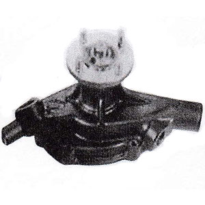 ウォーターポンプ ダイハツ ラガー用 WPD-012 | AISIN アイシン ウオポン 車検部品 交換 16100-B9090 相当 エンジン冷却水ポンプ クーラントポンプ 車 部品 自動車 パーツ 交換用 ポンプ 整備 自動車整備 車用品 カー用品