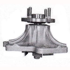 ウォーターポンプ 三菱ふそう キャンター 用 GMB GWM-67A | WATER PUMP ウオポン 車検 交換 車 MD972934 相当 エンジン冷却水ポンプ クーラントポンプ