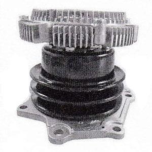 ウォーターポンプ 日産 ホーミー用 | 日立 HITACHI パロート PARAUT 車検部品 交換 V3-104 B1010-85G02 相当 エンジン冷却水ポンプ クーラントポンプ