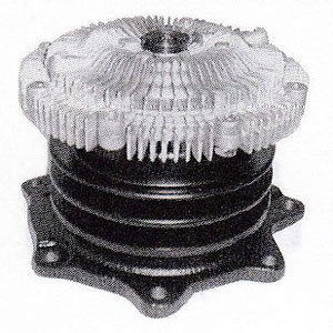 ウォーターポンプ 日産 テラノ 用 GMB GWN-65AF   WATER PUMP ウオポン 車検 交換 車 B1010-80G0E 相当 エンジン冷却水ポンプ クーラントポンプ