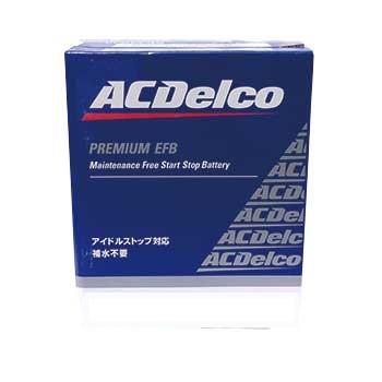 AC Delco バッテリー スズキ ワゴンR 型式MH55S H29.02~対応 EFBK-42R アイドリングストップ車対応 EFBシリーズ   送料無料(一部地域を除く) ACデルコ メンテナンスフリー 自動車用 国産車用 カーバッテリー カー メンテナンス 整備 カー用品 交換用