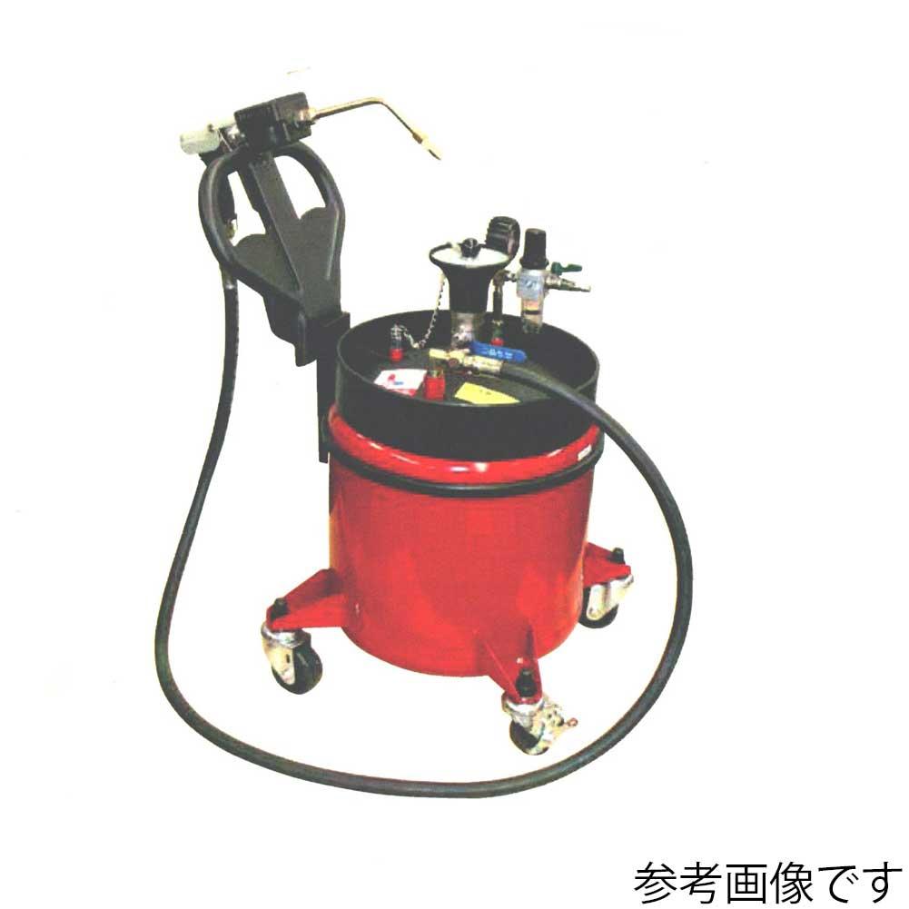 オイルチャージャー オイルチャージ ザーレン OC-40G 加圧式オイル給油器 給油に最適 圧縮エアで加圧作動 40Lの大容量 流量計付き ギヤオイルの給油も 車 自動車 カー用品 整備 お手入れ メンテナンス