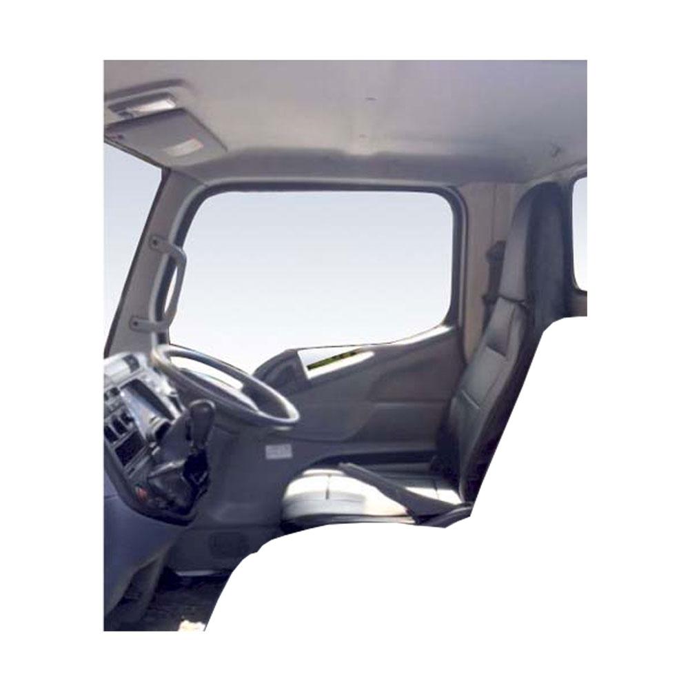フロントシートカバー キャンターガッツ FB700系 JAU1201 ヘッドレスト一体型 三菱ふそう シートカバー ヘッドレスト トラック MITSUBISHI-FUSO みつびしふそう アルトワークス タウンエース ハイエース トラック用品 アトレーワゴン カスタム カーシートカバー 車