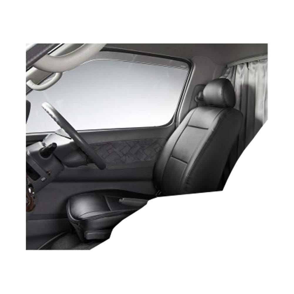 フロントシートカバー クオン JAU1302 運転席⇒一体型 UDトラックス