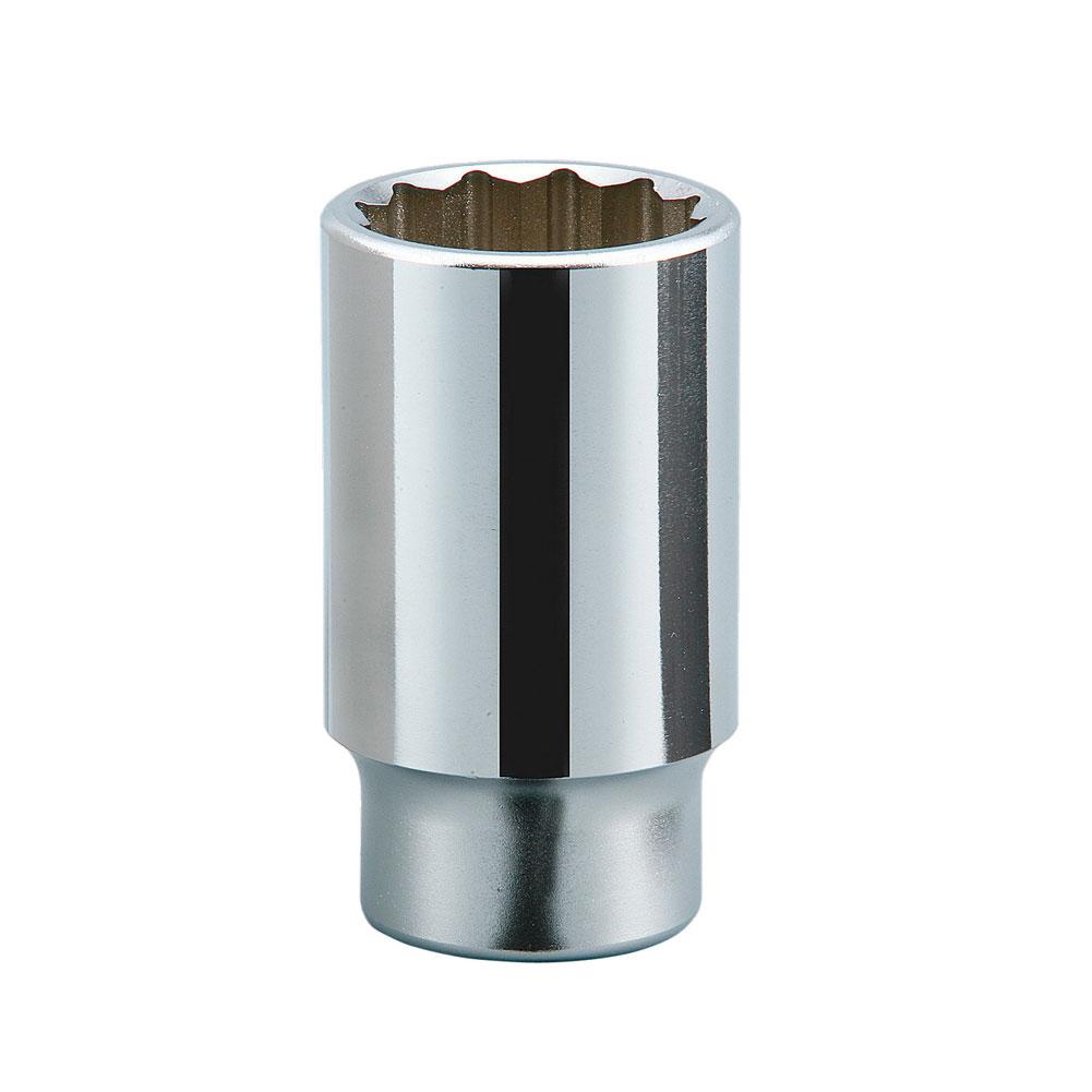 19.0sq.ディープソケット(十二角) KTC京都機械工具 B45-53