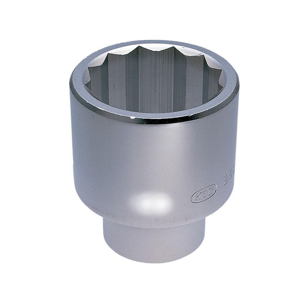25.4sq.ソケット(十二角) KTC京都機械工具 B50-60