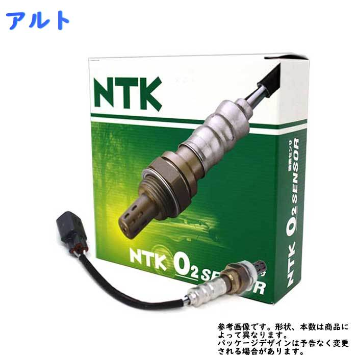 NTK O2センサ スズキ アルト EXマニ用 OZA668-EE18 NGK 日本特殊陶業 ジルコニア素子 酸素センサ ラムダセンサ 18213-58J21 対応 O2センサー オーツーセンサー | 車 車用品 カー用品 交換用 整備 自動車 部品 オキシジェンセンサー 修理 排気ガス 空燃比センサー