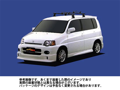 【送料無料】 システムキャリア ホンダ S-MX 型式 RH1 RH2 用   タフレック マルチホールド アタッチメント FH0