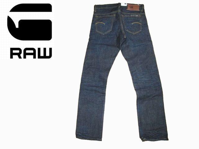 ジースターロウ G-STAR RAW デニム スリム ジーンズ メンズ 細身 スキニー 3301
