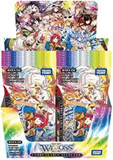 【新品・ご予約】12/21発売 カード ウィクロス TCG ブースターパック アンブレイカブルセレクター BOX