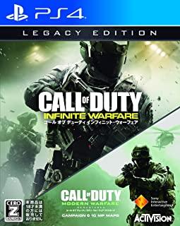 新品PS4 コール オブ デューティ ウォーフェア 安心の実績 高価 買取 強化中 卓越 インフィニット レガシーエディション