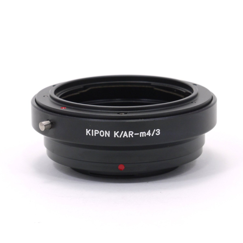 KIPON (kepong) Konica AR mount lenses micro four thirds mount adaptor