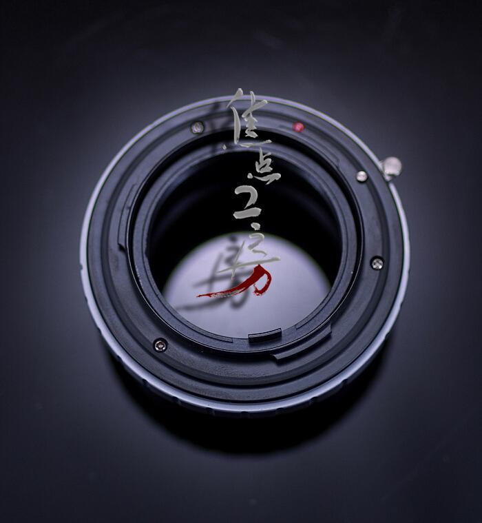 マウントアダプター KIPON CRX-m4/3 コンタレックスマウントレンズ - マイクロフォーサーズマウントカメラ