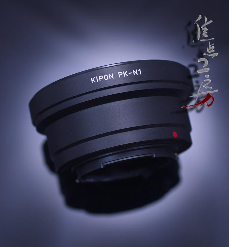 KIPON P/K-N1 ペンタックスKマウントレンズ - ニコン1マウントアダプター