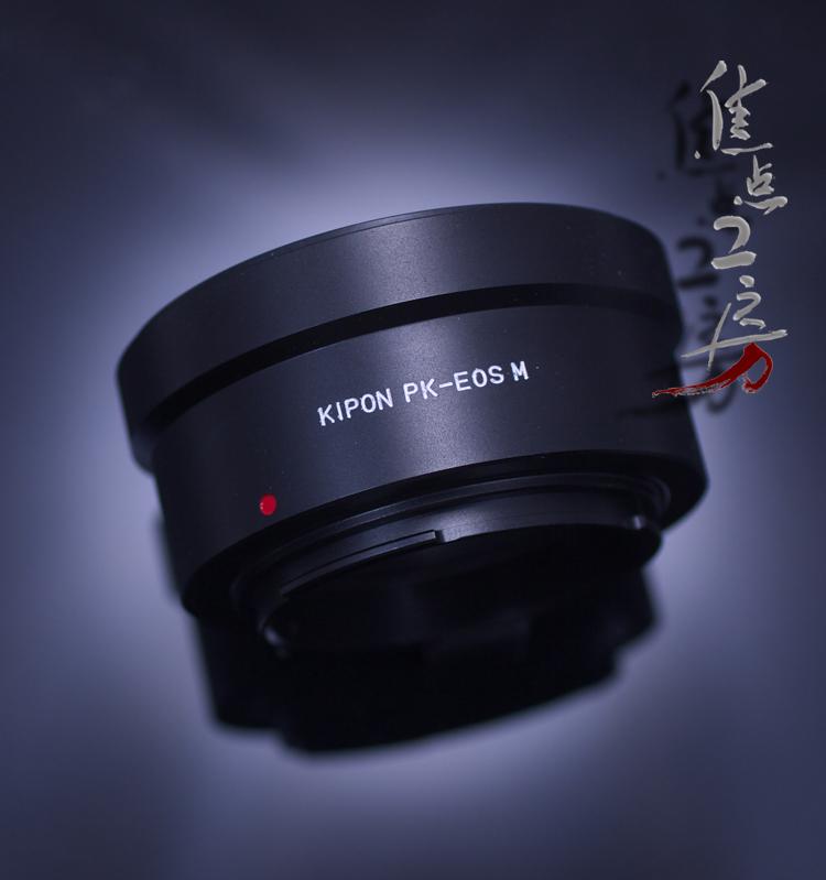 限定価格セール KIPON キポン マウントアダプター P K-EOS M キヤノンEOS - 訳あり品送料無料 ペンタックスKマウントレンズ Mマウントカメラ