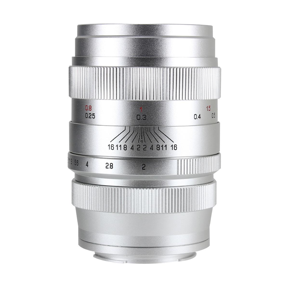 中一光学 CREATOR アウトレット 35mm F2 単焦点レンズ セール 登場から人気沸騰 ソニーEマウント シルバー