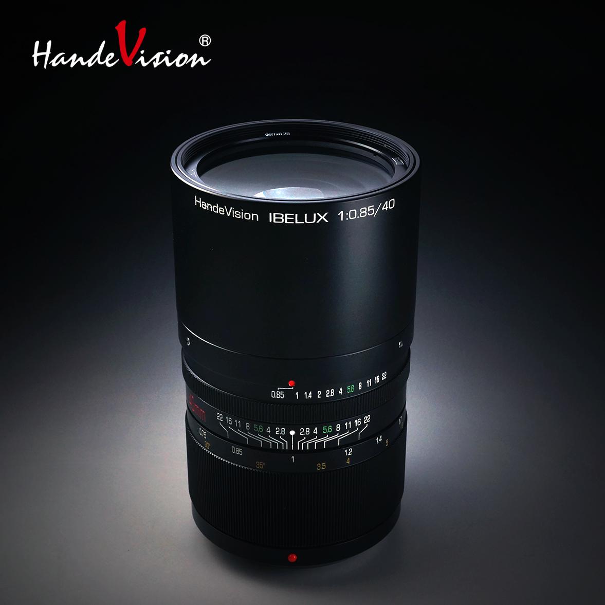 HandeVision IBELUX(イベルックス)40mm F/0.85 For MFT マイクロフォーサーズマウント