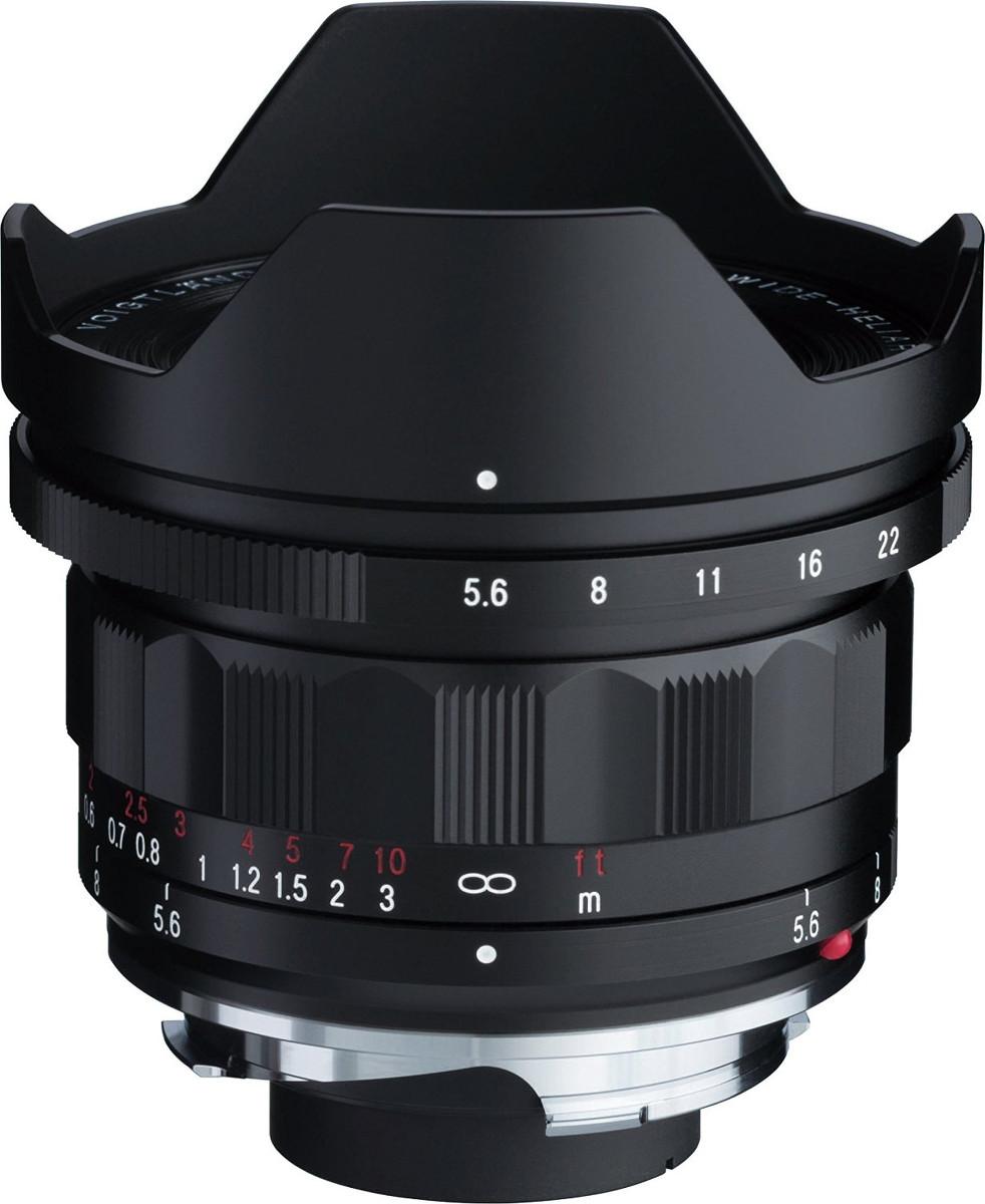 COSINA フォクトレンダー│VoightLander 単焦点レンズ ULTRA WIDE-HELIAR 12mmF5.6 ASPHERICAL III VM VMマウント対応 ブラック