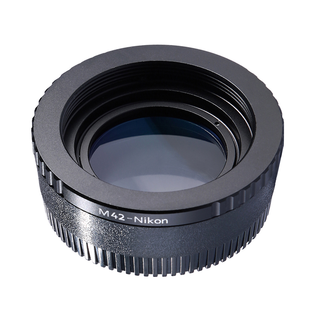 KF 10%OFF CONCEPT Concept レンズマウントアダプター KF-42F アウトレット 無限遠補正レンズ付き M42マウントレンズ ニコンFマウント変換 →