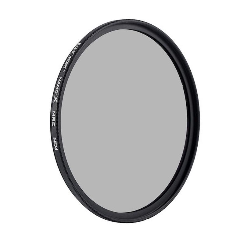 KF CONCEPT 送料込 Concept NDフィルター NANO-X ND4 4 52mm 並行輸入品 MRCコーティング 光量:1 2絞り分減光