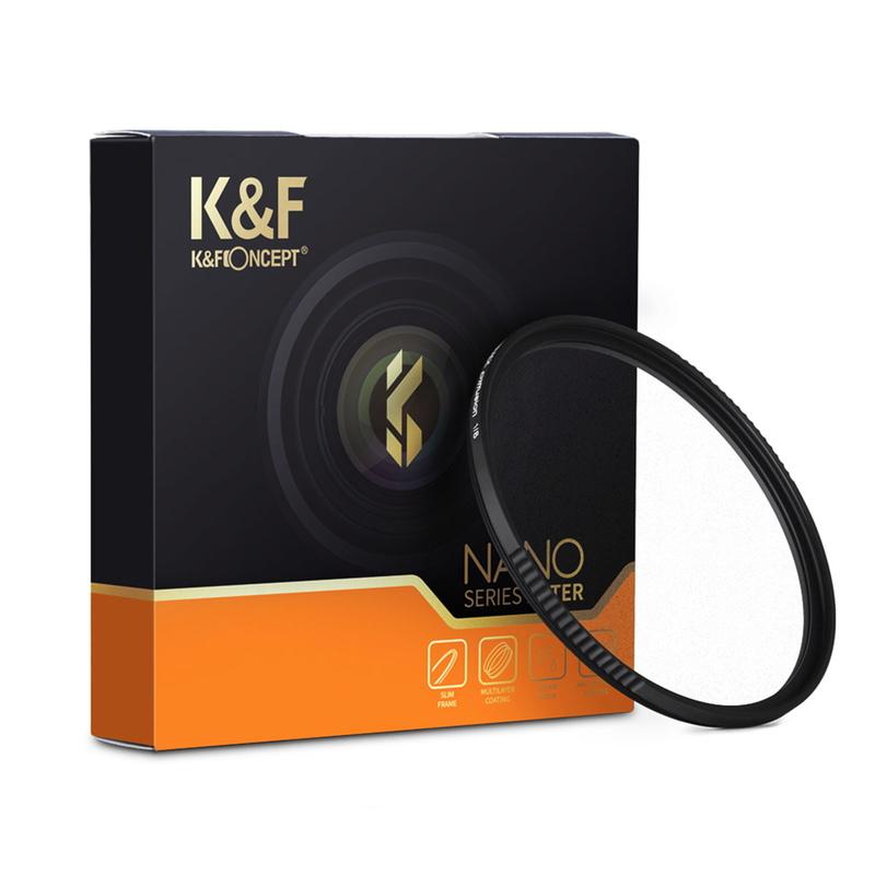 KF 新品 送料無料 CONCEPT Concept NANO-X ブラックディフュージョン 1 ブラックミスト 8 お中元 52mm フィルター KF-52BD1