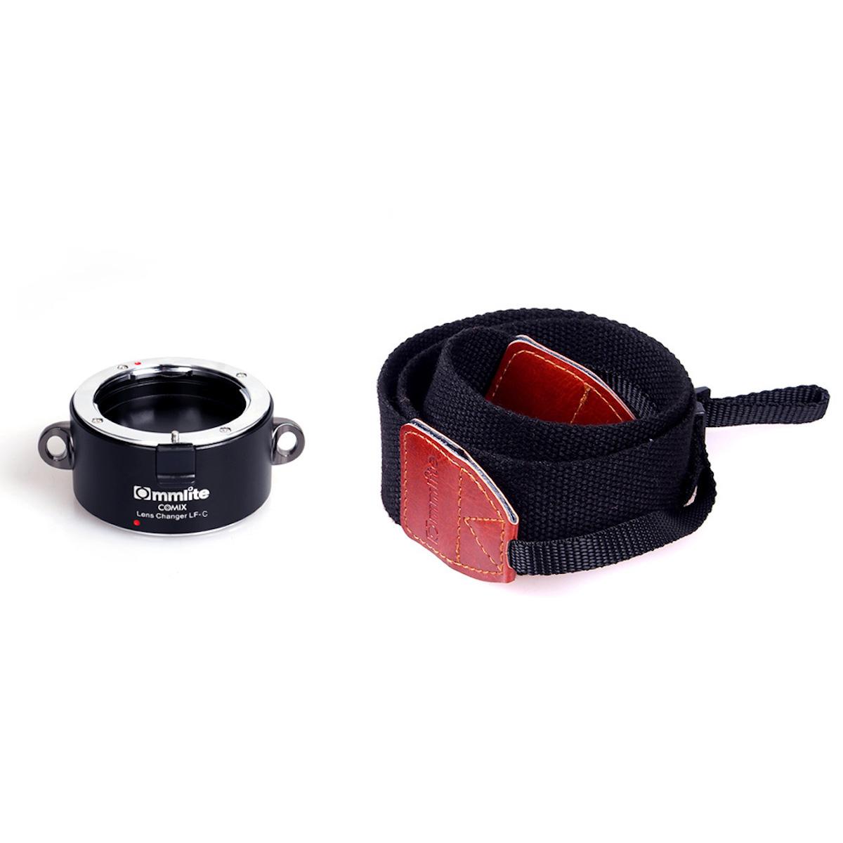 Commlite レンズホルダー CM-LF-C 正規激安 キヤノンEFマウント用 激安通販専門店