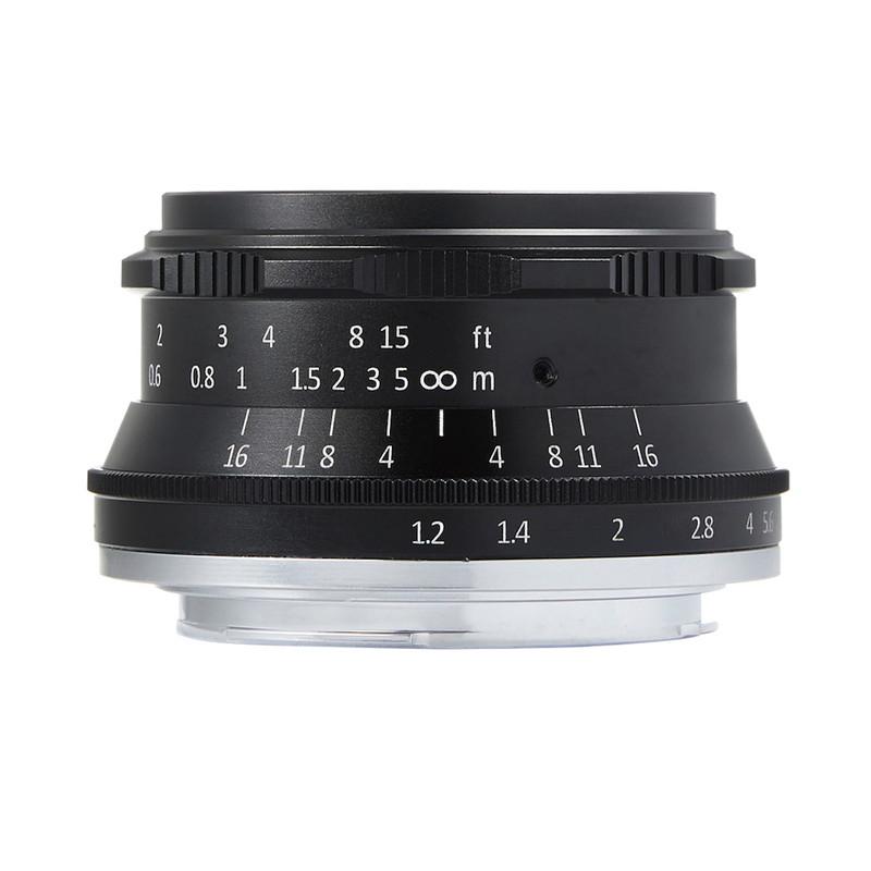 七工匠 7Artisans 35mm F1.2 単焦点レンズ