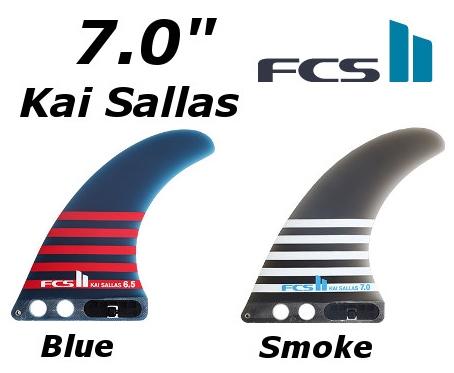 FCS Kai Sallas 7.0 Longboard Centre 送料無料 エフシーエス カイ サラス ボックスフィン ロングボード センターフィン1枚 サーフィン