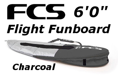 FCS 3DxFit Flight Funboard Cover 6'0