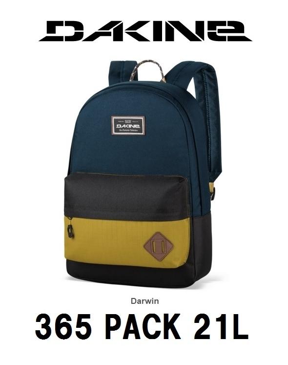 DAKINE ダカイン 365PACK 21L BACKPACKS バックパック リュック デイバック 送料無料