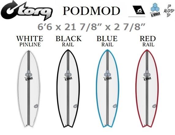 日本正規品 TORQ X-LITE PODMOD MODEL 6'6 SURFBOARD トルクサーフボード ポッドモッド CHANNEL ISLANDS AL MERRICK チャンネル アイランズ アルメリック 営業所留め送料無料