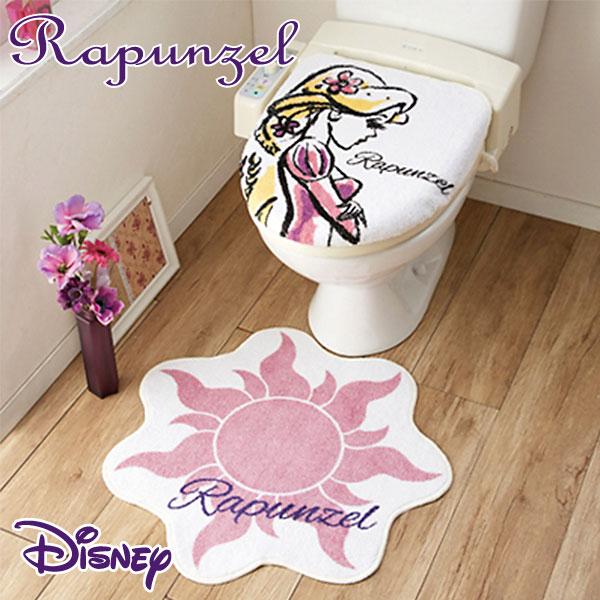 楽天市場送料無料 Ndy 34 ラプンツェルのイラストが大人かわいいトイレ