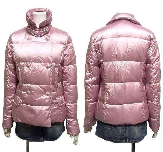 ■40 EMILIO PUCCI Putsch ★ down jacket pink ★ new articles! SALE♪■