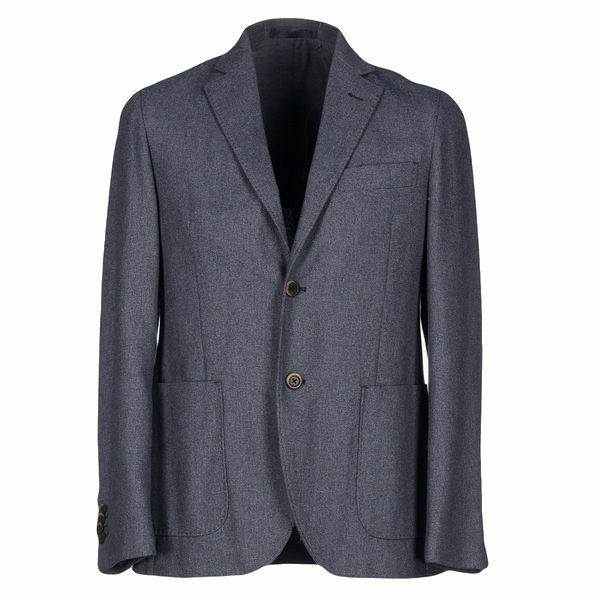 BALLANTYNE バランタイン メランジェウール サマージャケット 50サイズ 【新品】【YDKG-tk】 メンズ ジャケット Lサイズ