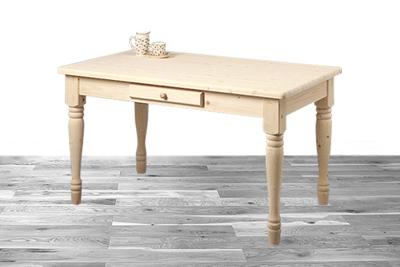 【ダイニングテーブル S(無塗装)】無塗装・組み立てキット送料無料・ダイニングテーブル