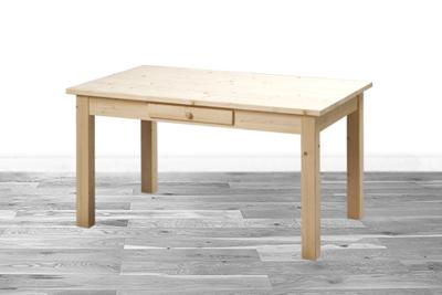 ダイニングテーブルS(無塗装)定価¥50000(税抜)