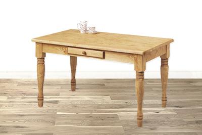 【ダイニングテーブル S(塗装済)】塗装済・組み立てキット送料無料・ダイニングテーブル