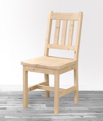 【チェアー(無塗装)】無塗装・組み立てキット送料無料・チェア・椅子・いす