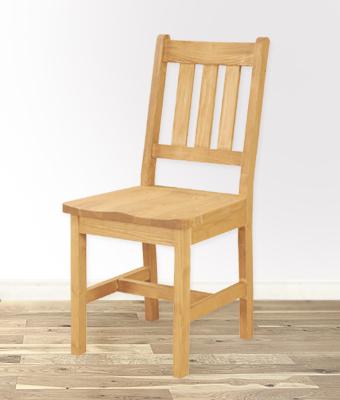 【チェアー(塗装済)】塗装済・組み立てキット送料無料・チェア・椅子・いす